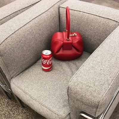 Red Nina Bag