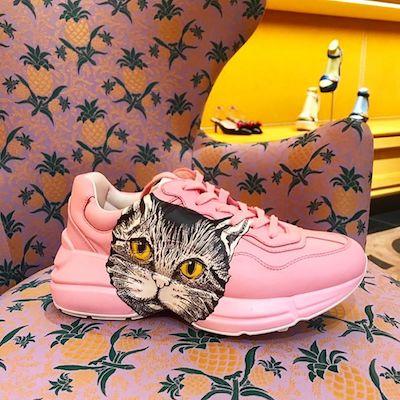 Baby Pink Baskets Rhyton Mystic Cat