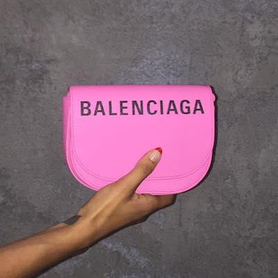 Pink Ville XS Day Bag