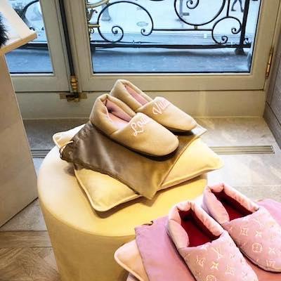 Beige Dreamy Slippers