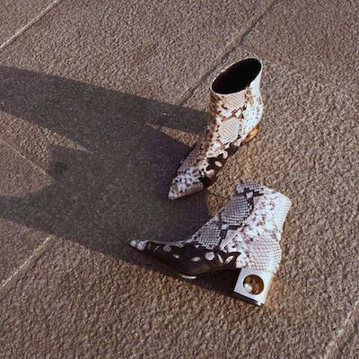 Calvin Ankle Boots