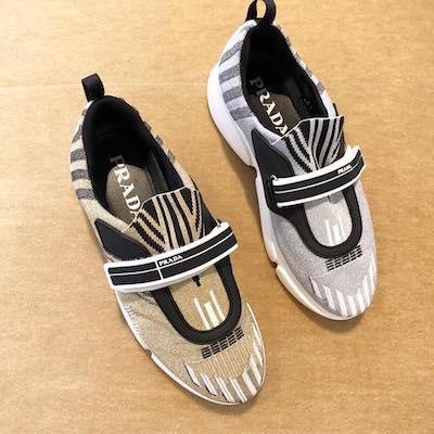 Cloudbust Knit Sneakers