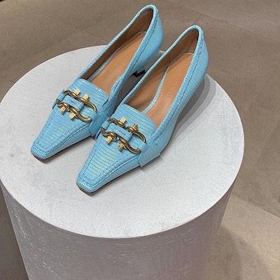 Blue BV Madame Heels