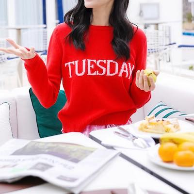 Tuesday Jumper