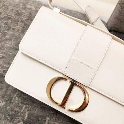White Dior 30 Montaigne
