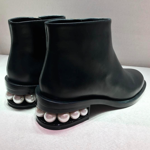 Casati Leather Boots