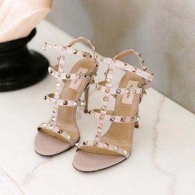 Poudre Rockstud sandals