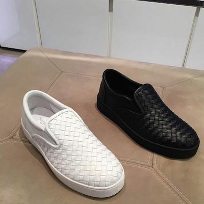 Black Dodger Sneakers
