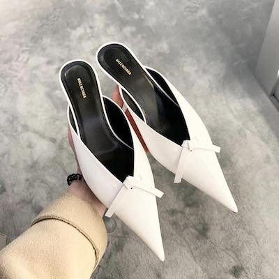 White Knife Mules