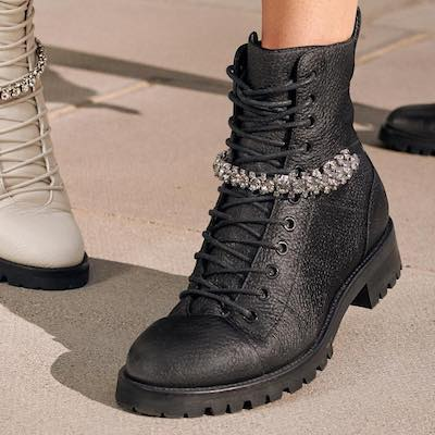 Cruz Combat Ankle Boots
