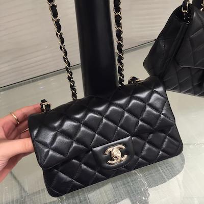 Black Classic Handbag