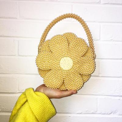Yellow Buttercup Bag