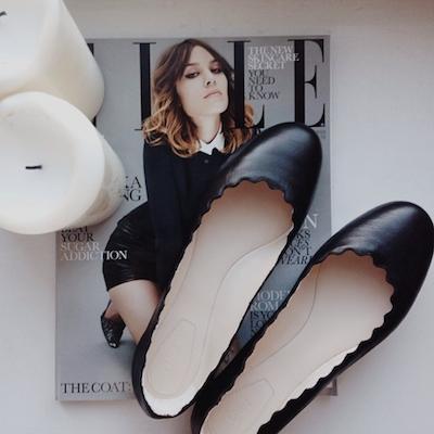 Lauren Ballet Flats