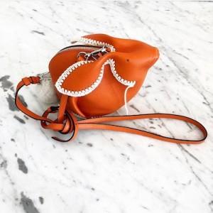 Bunny Macrame Mini Sling Bag