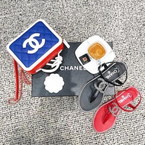 CC Red Sandal