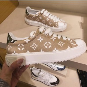 Mocca Time Out Sneaker