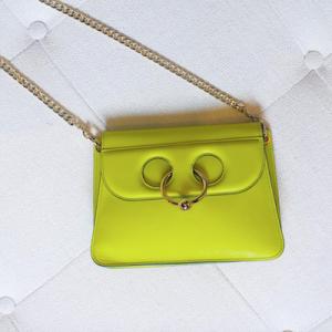 Green Mini Pierce Bag