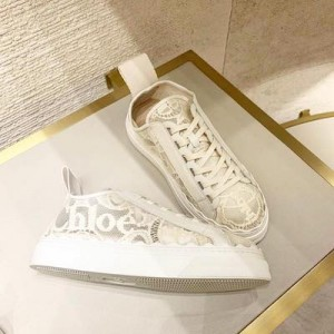 Beige Lauren Sneaker